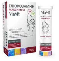 Глюкозамин максимум ViaVit, табл. шип. 4.4 г №30